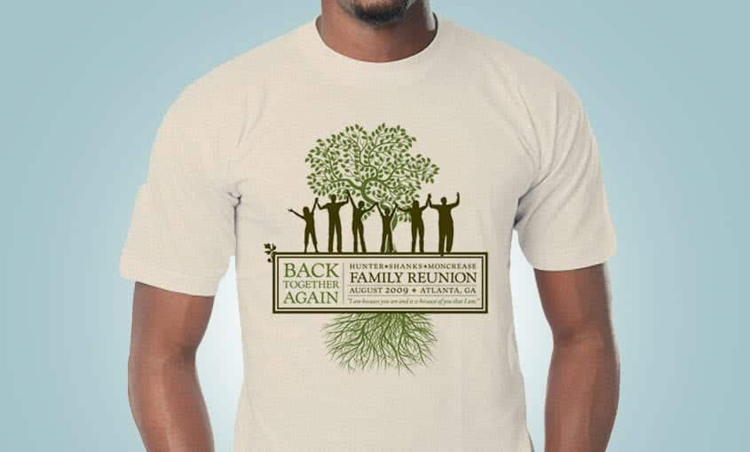 family reunion t shirt printing online 813 330 0375 - Family Reunion Shirt Design Ideas