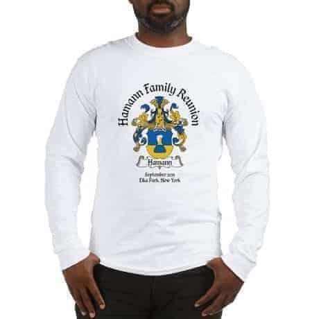 Family Reunion T-Shirt Printing   FREE MOCK UPS