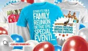 family reunion t shirts tampa