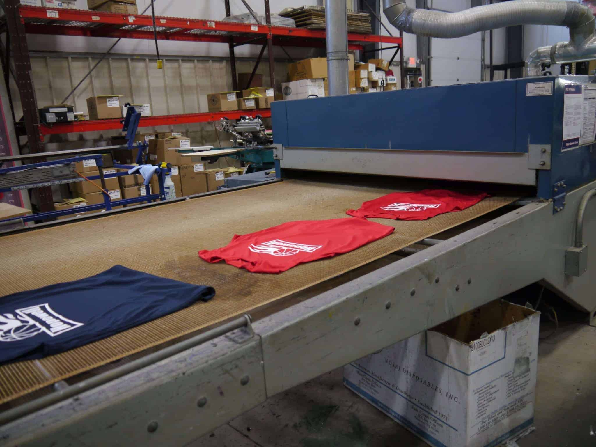 new york t shirt printing