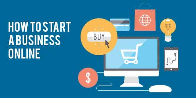 starting your own business online