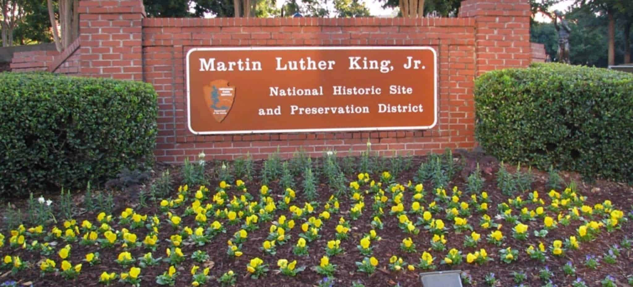 Martin Luther King Jr. National Historic Park