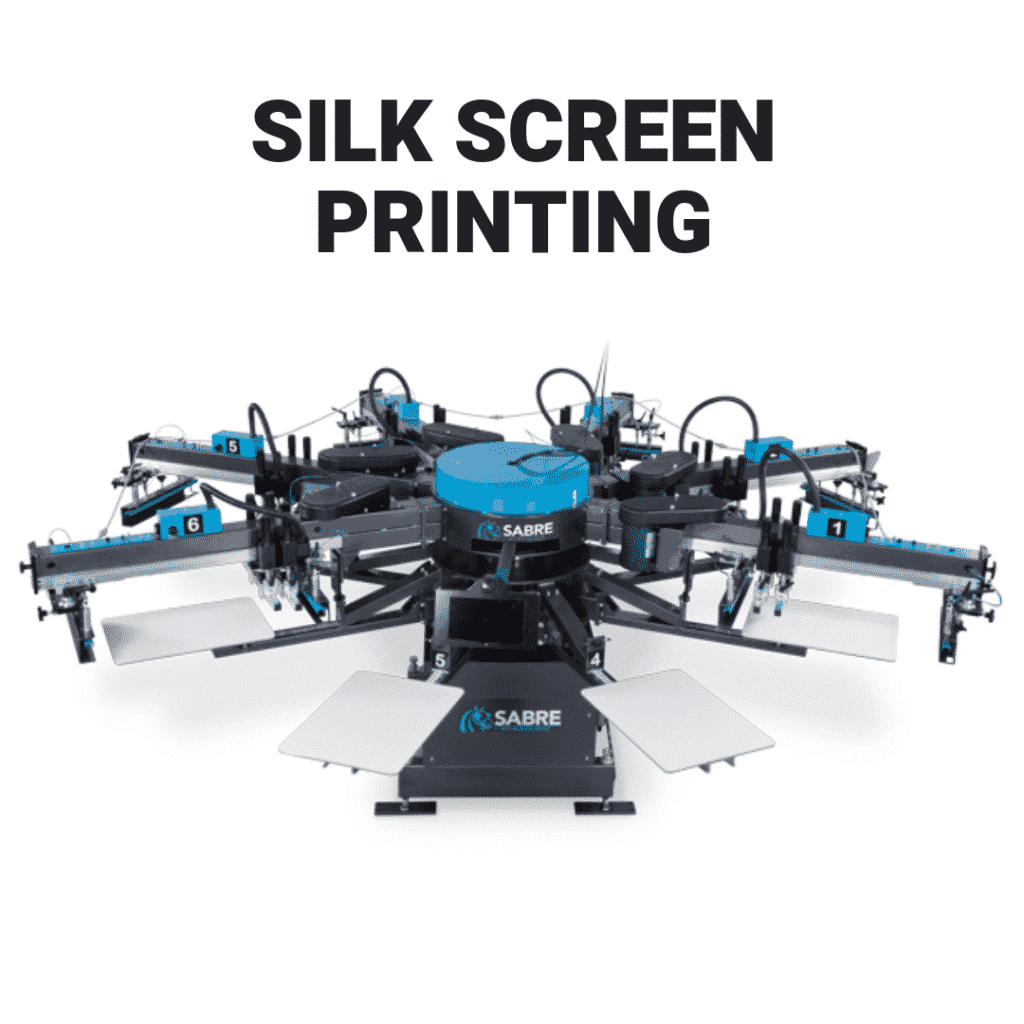 silk screen printing tampa florida