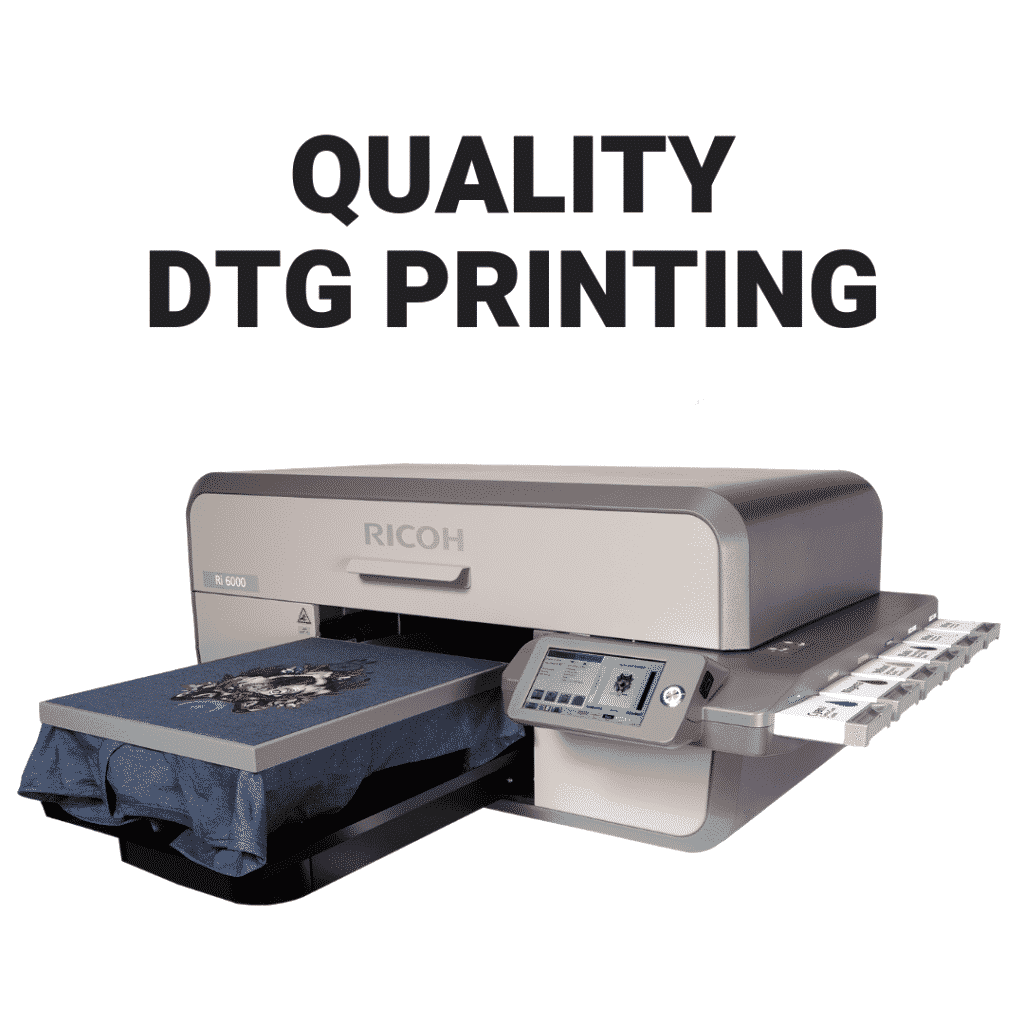 dtg direct to garment printing tampa florida