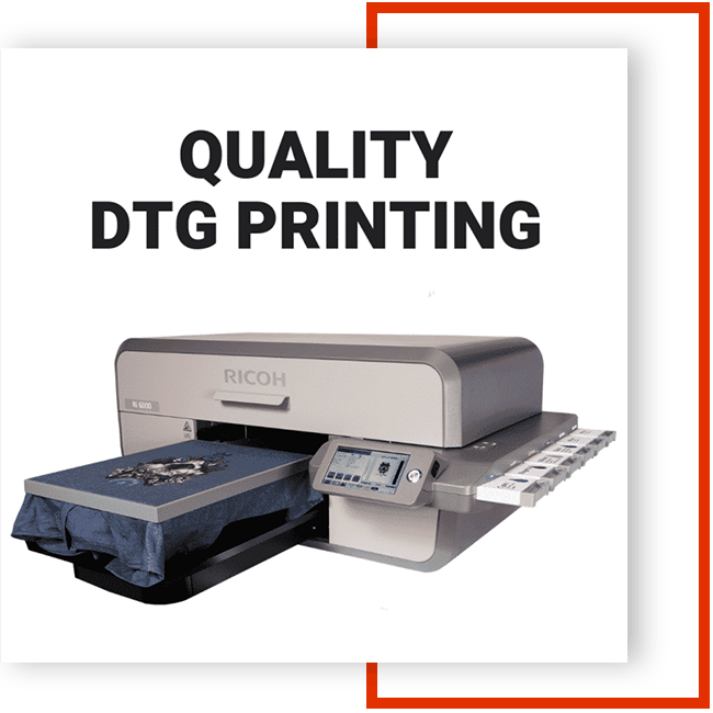 dtg printing services
